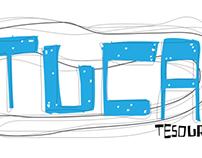 TUCA, the child scissors based on the Tucan.