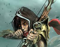 Diablo III fanart contest