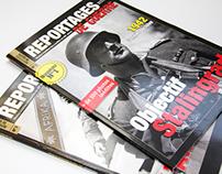 Reportages de Guerre - Magazine