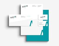 Elevate Studio Concept Branding