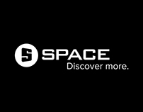 Space Technologies - Visual Identity.