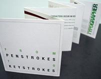 From Pen Strokes to Key Strokes