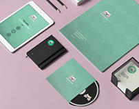 Chatmarche, identity and branding