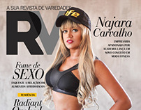 Capa Revista RV