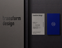 Transform Design Brand Identity