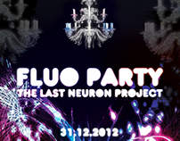 New Year's Eve Fluo Party