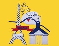 Village du Gros Caillou - illustration