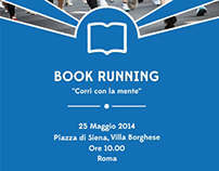 Book Running Event