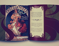 Book Design - Alfonse Mucha