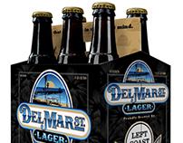 Left Coast Brewing Co. Del Mar 6pack
