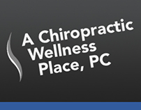 A Chiropractic Wellness Place Website
