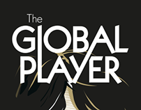 Website for the Magazin - THE GLOBAL PLAYER