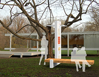 Farnsworth House Kiosk