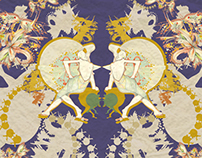 raportts  for Obazine & Rara Avis collection Lilumon