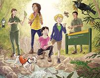 "New Zealand ""Conservation Week"""