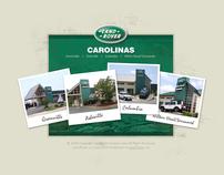 Land Rover Carolinas