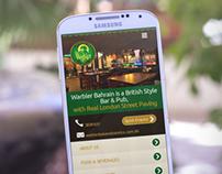 Warblerpubnbarbahrain - Mobile Website