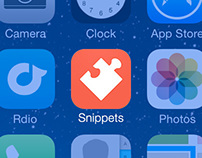 Snippets app