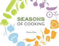 Seasons of Cooking - Cookbook