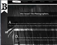 Dynamic Website, Alexey Brodovitch