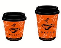 Mecca Cafes - Graphic Design