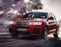BMW X4 - UNLEASH CHARACTER