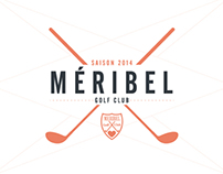 Golf de Méribel - Brochure 2014