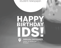 Happy Birthday Advertisement (IU SOJ)
