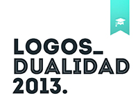 LOGOS  DUALIDAD 2013