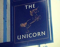 The Unicorn Pub - Rebrand