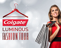 COLGATE LUMINOUS FASHION TOUR