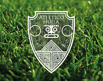 Graphic proposal Club Deportivo Atlético Huila S.A.