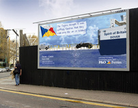 P&O Ferries   Creative Advertising Campaign