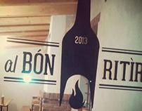 Bòn Ritìr - Branding