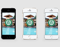 Launch Images & App Icon // Briar Club App