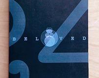 Beloved Cover Redesign