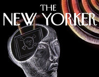 The new yorker cover project