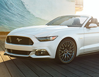 Ford Mustang Wave House