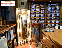 Tommy's Fitting mirror at Dege & Skinner