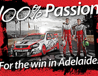 Metro Holden - Clipsal 500 - Meet the HRT Drivers