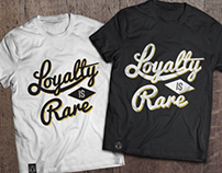 Loyalty Is Rare - Men's