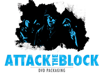 Attack the Block DVD Packaging