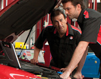 Metro Holden - Service Dept - Press Advertising