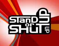 "Starz Comedy: ""STAND UP OR SHUT UP"" OPEN"