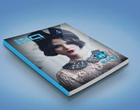 Diseño portada BG MAGAZINE