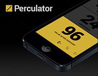 Perculator App