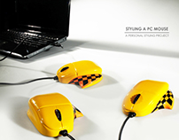 Personal Styling Project | Styling A PC Mouse