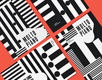 MOLTO PIANO - Jazz en rafale 2014
