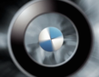 BMW motion branding project