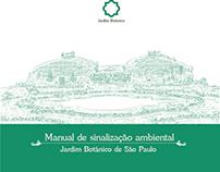Manual de Sinalização Ambiental